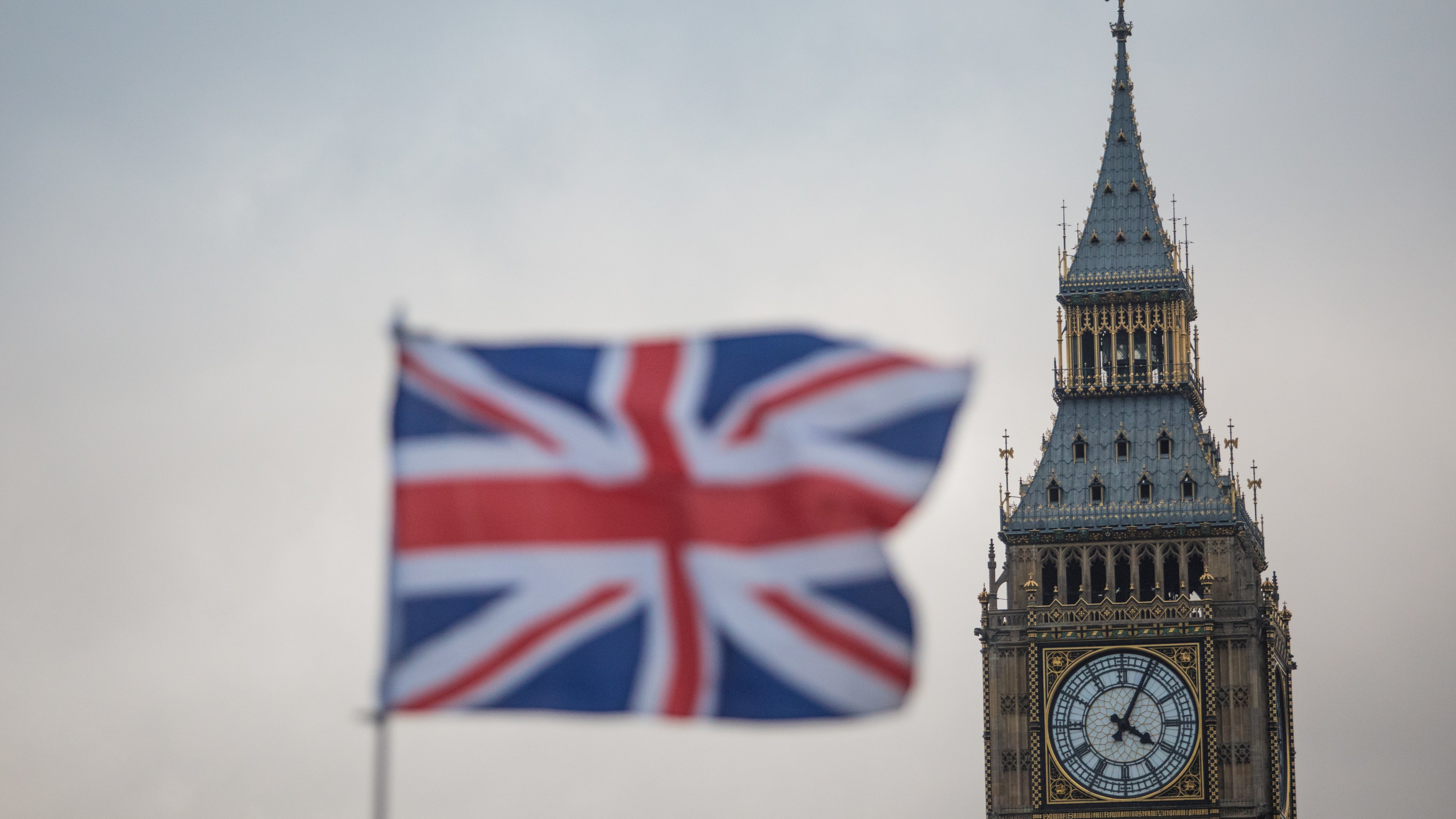 MPs Debate The Brexit Bill In The House Of Commons