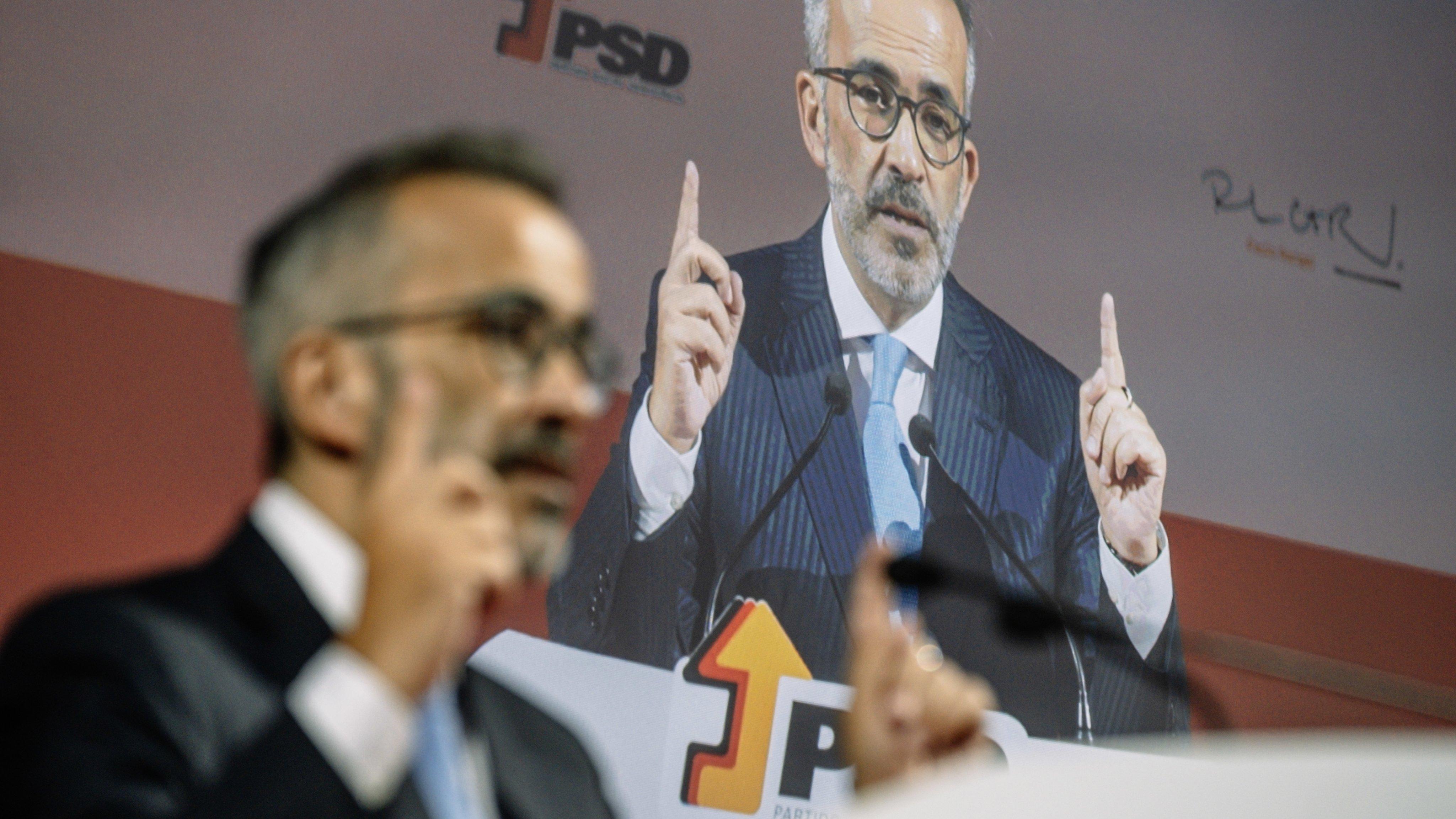 Conselheiros próximos de Paulo Rangel querem antecipação do Congresso do partido