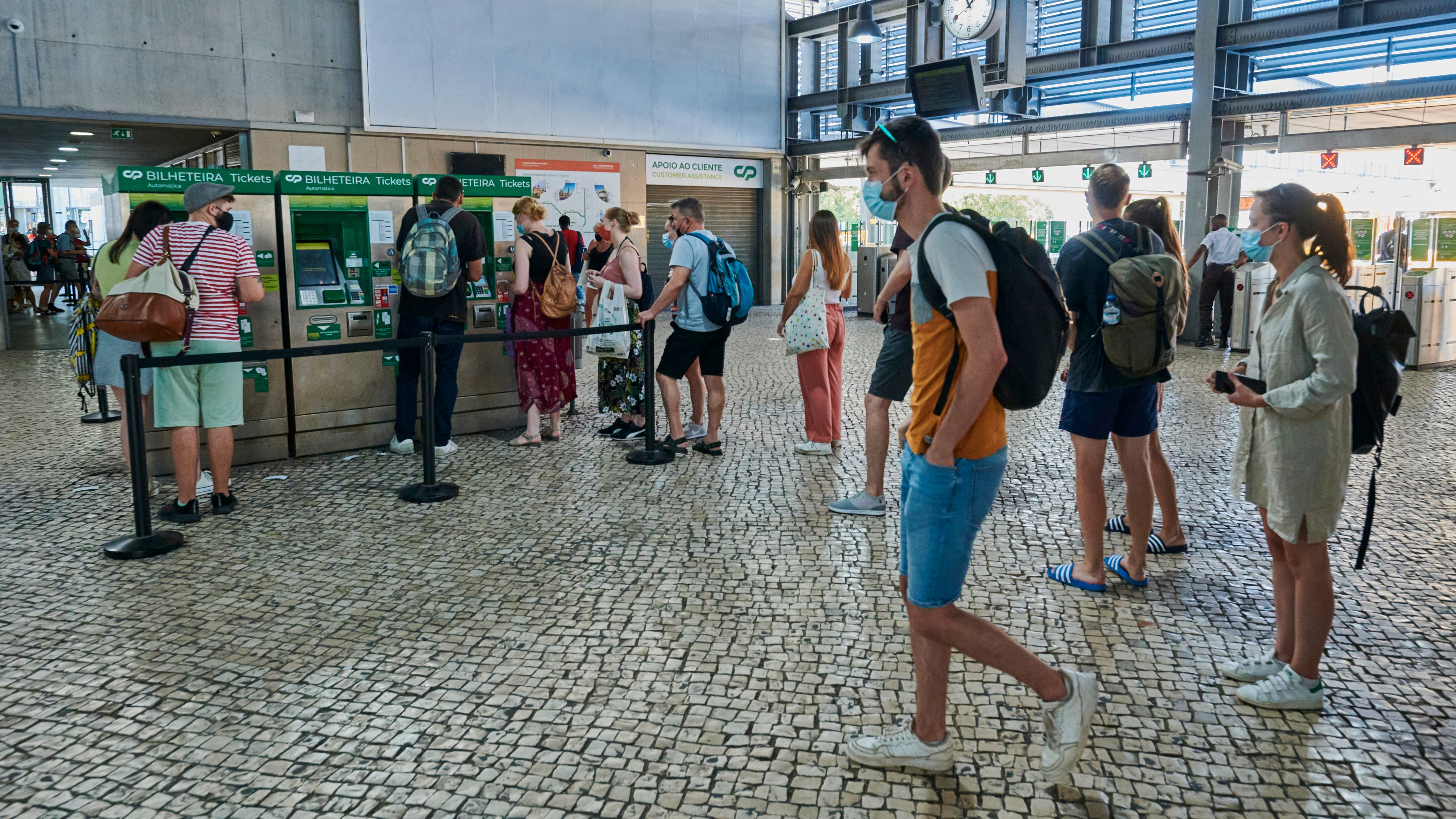 Tourism Is Slowly Picking Up As COVID-19 Pandemic Situation Seems To Be Better In Portugal