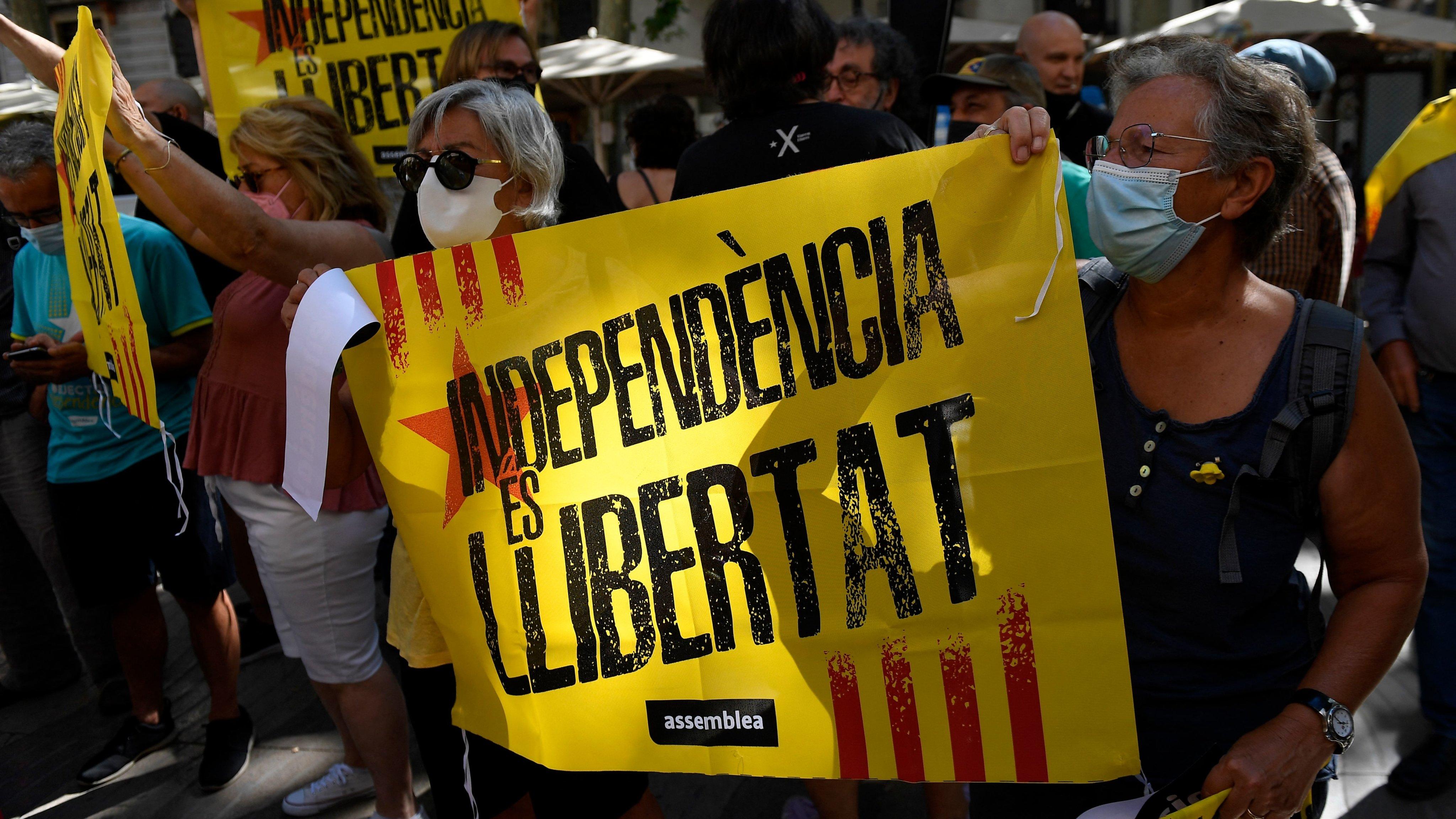 SPAIN-POLITICS-DEMO