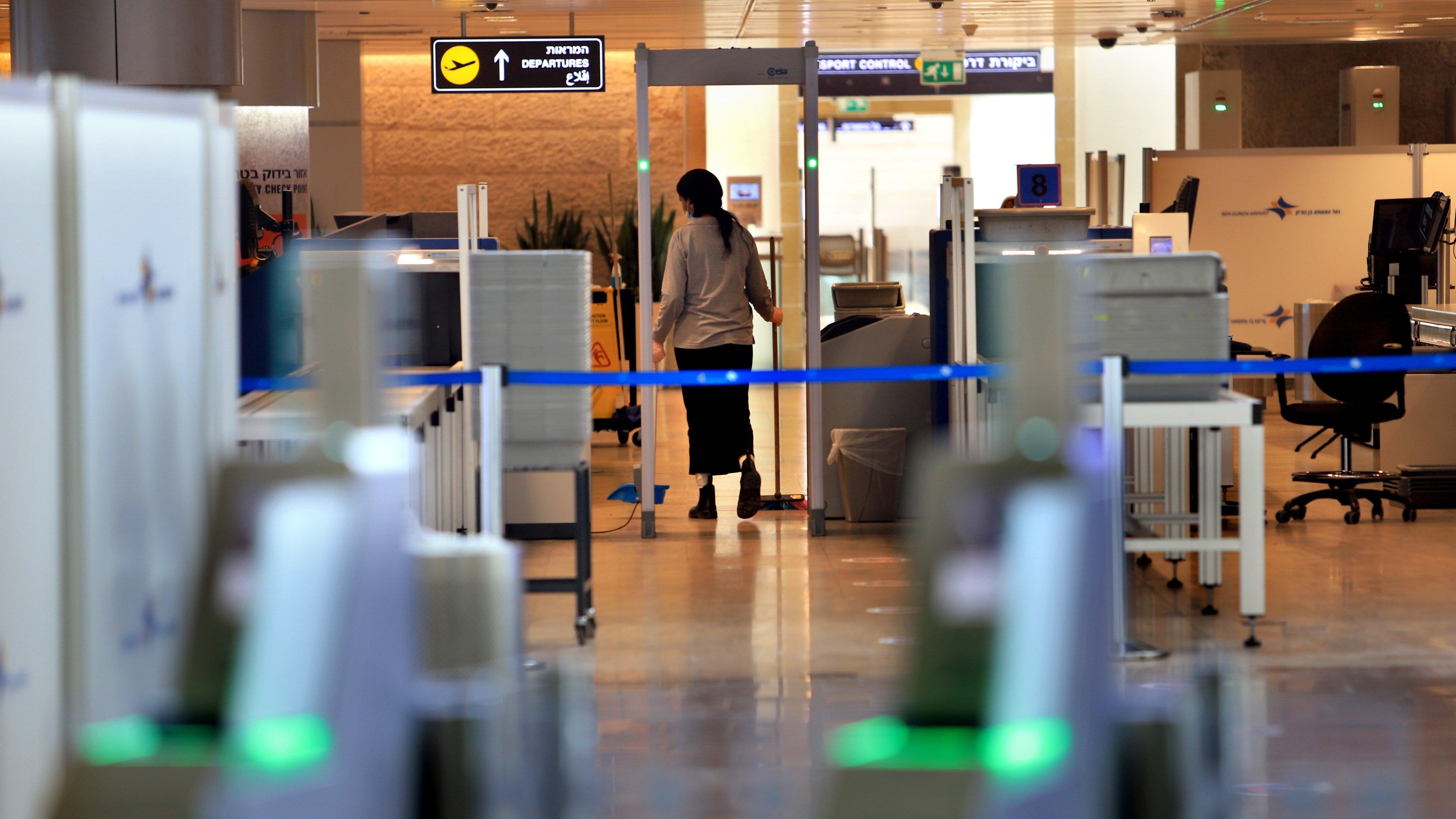 Israel Prepares For A Return To International Travel