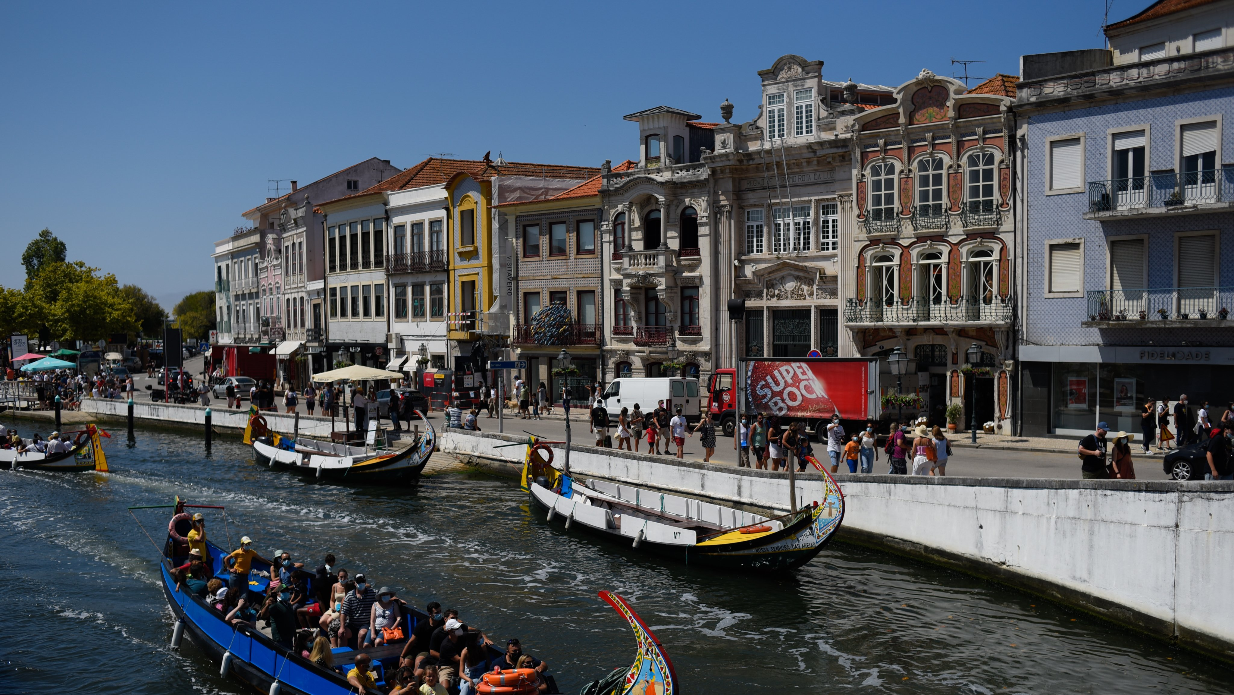 Tourism In Portugal During The Coronavirus Pandemic