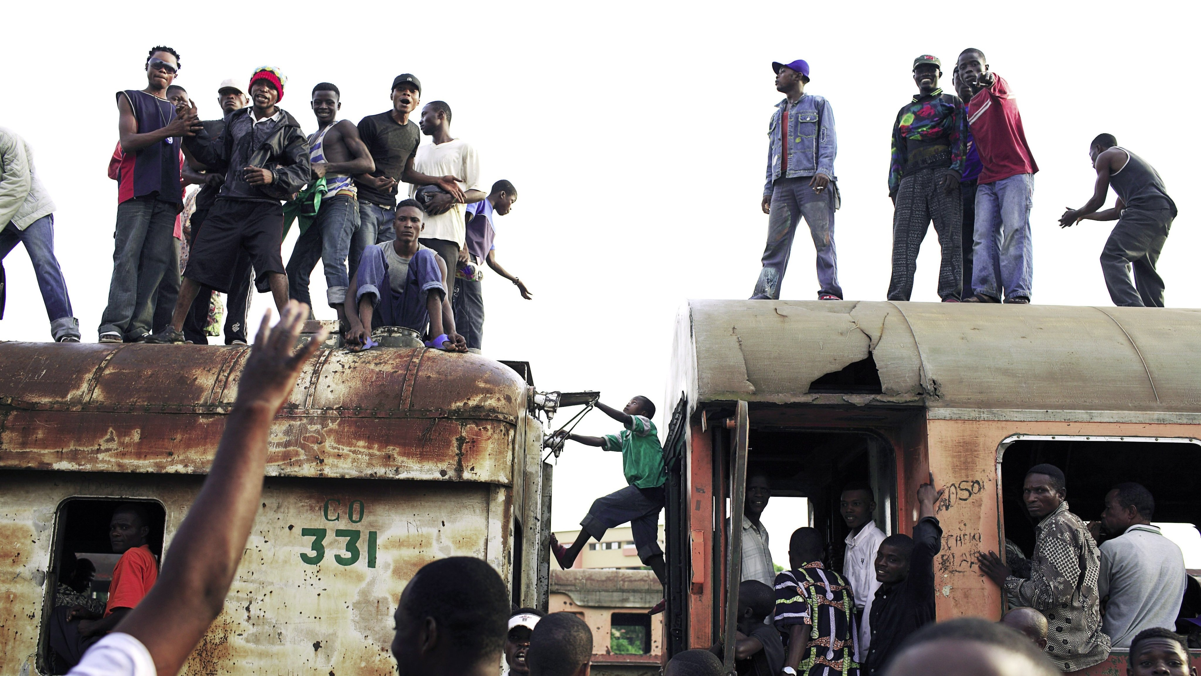 Life in Kinshasa Congo