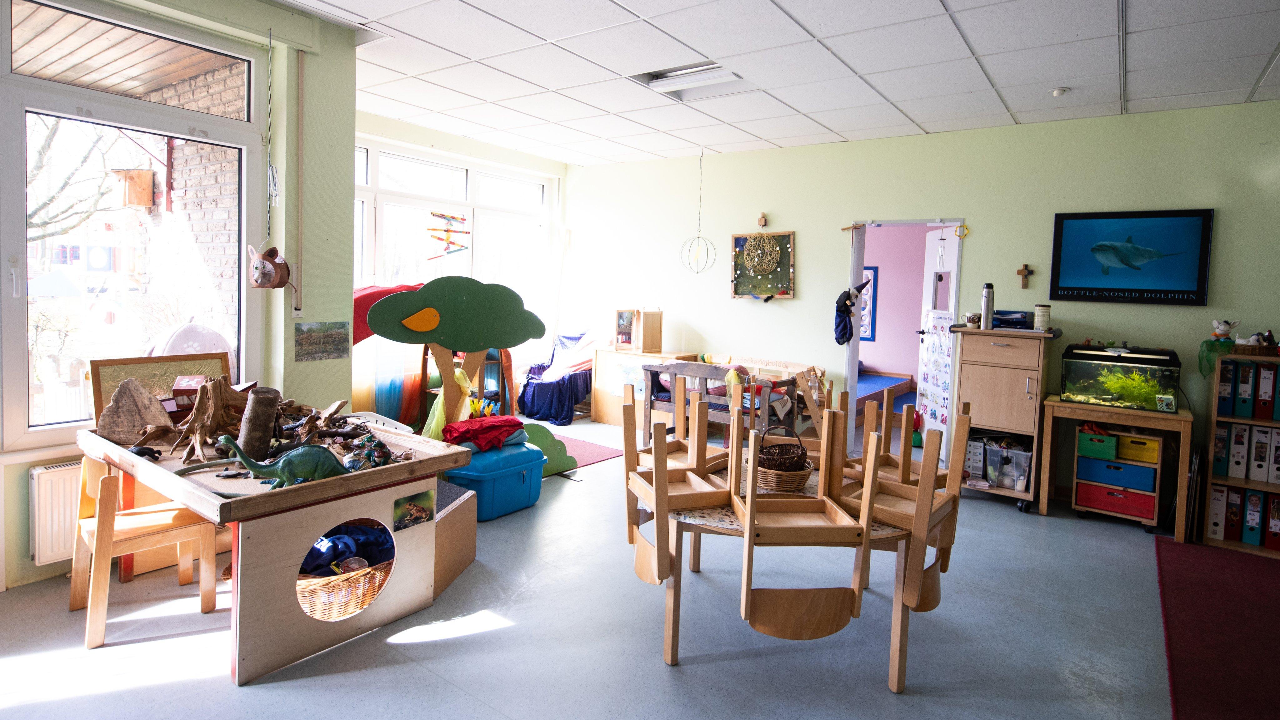 Schools Begin Closing Across Germany As Measures To Stem Coronavirus Spread