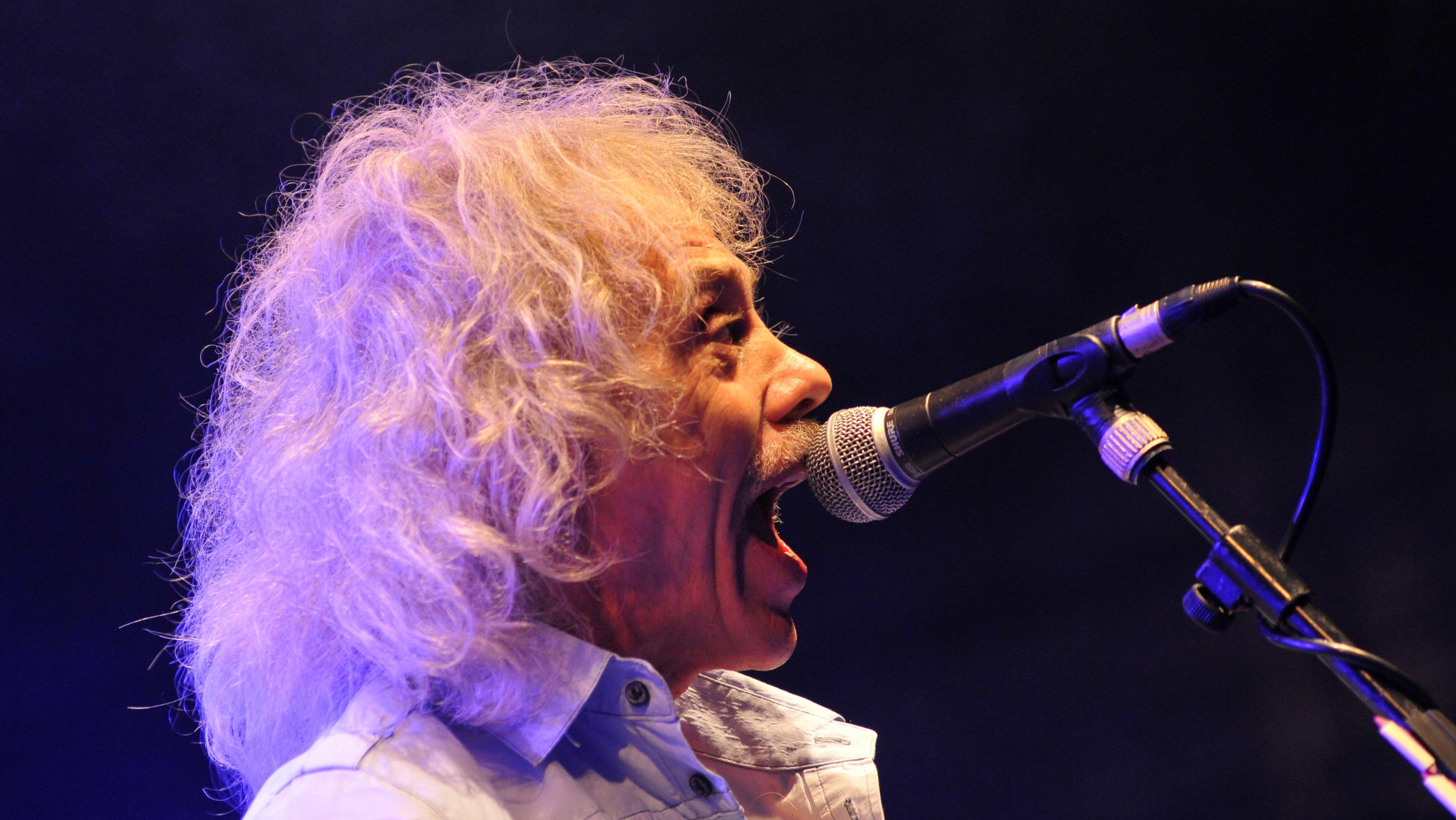Status Quo Perform At Eventim Apollo In London