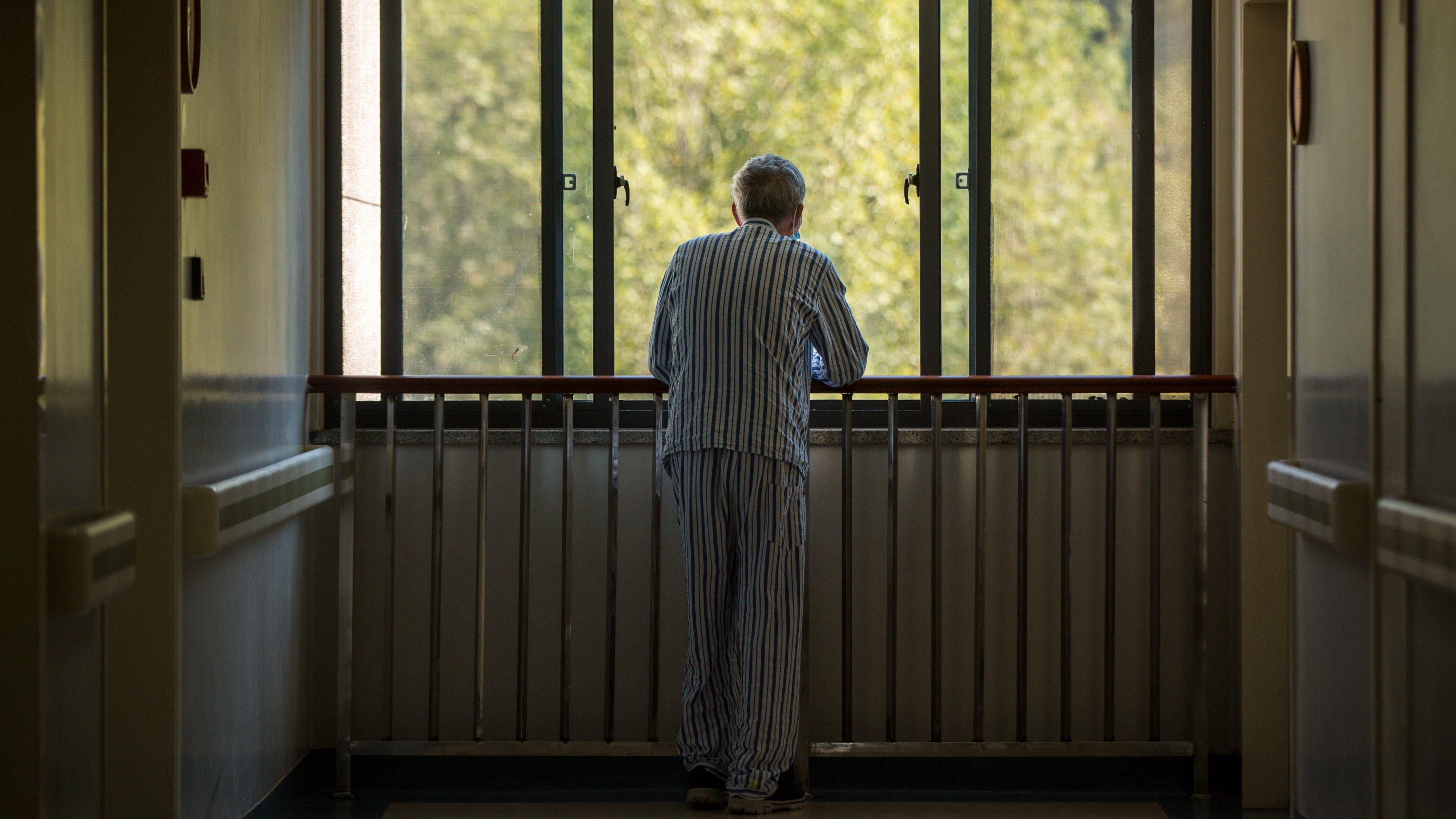 Patients With Alzheimer's Disease In Hangzhou