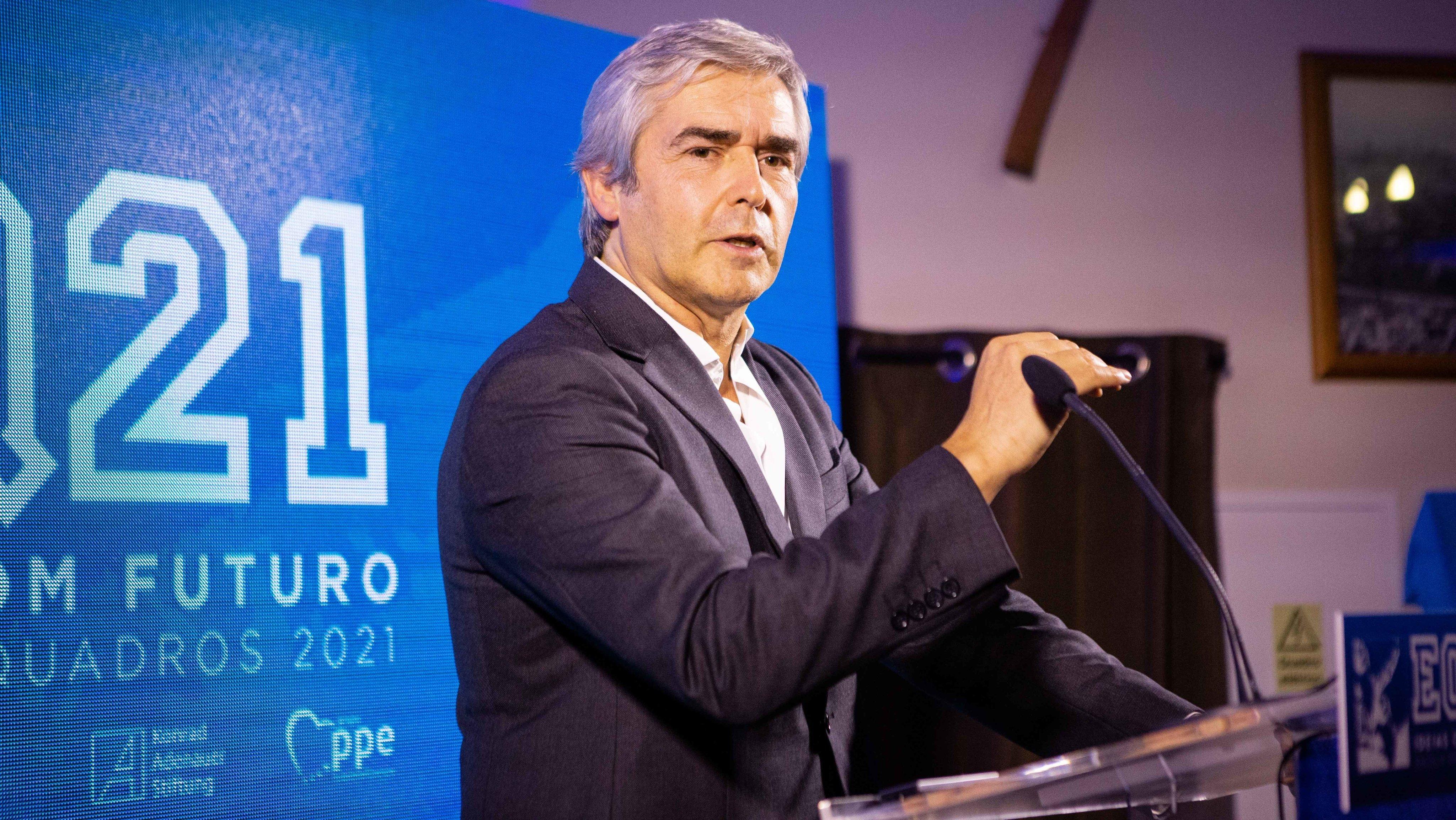 Nuno Melo na Escola de Quadros do CDS Portimão