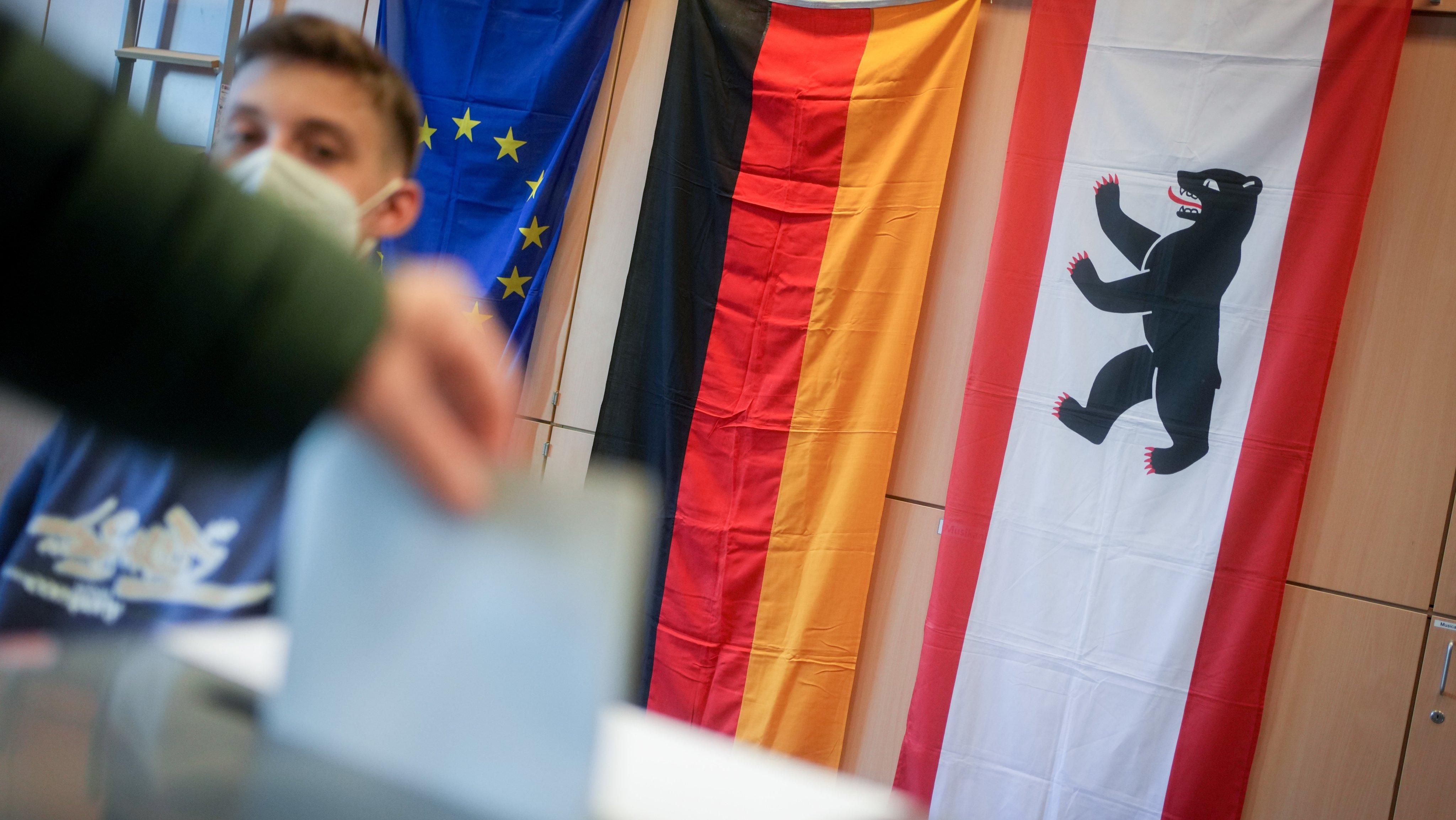 Bundestag election - Voting