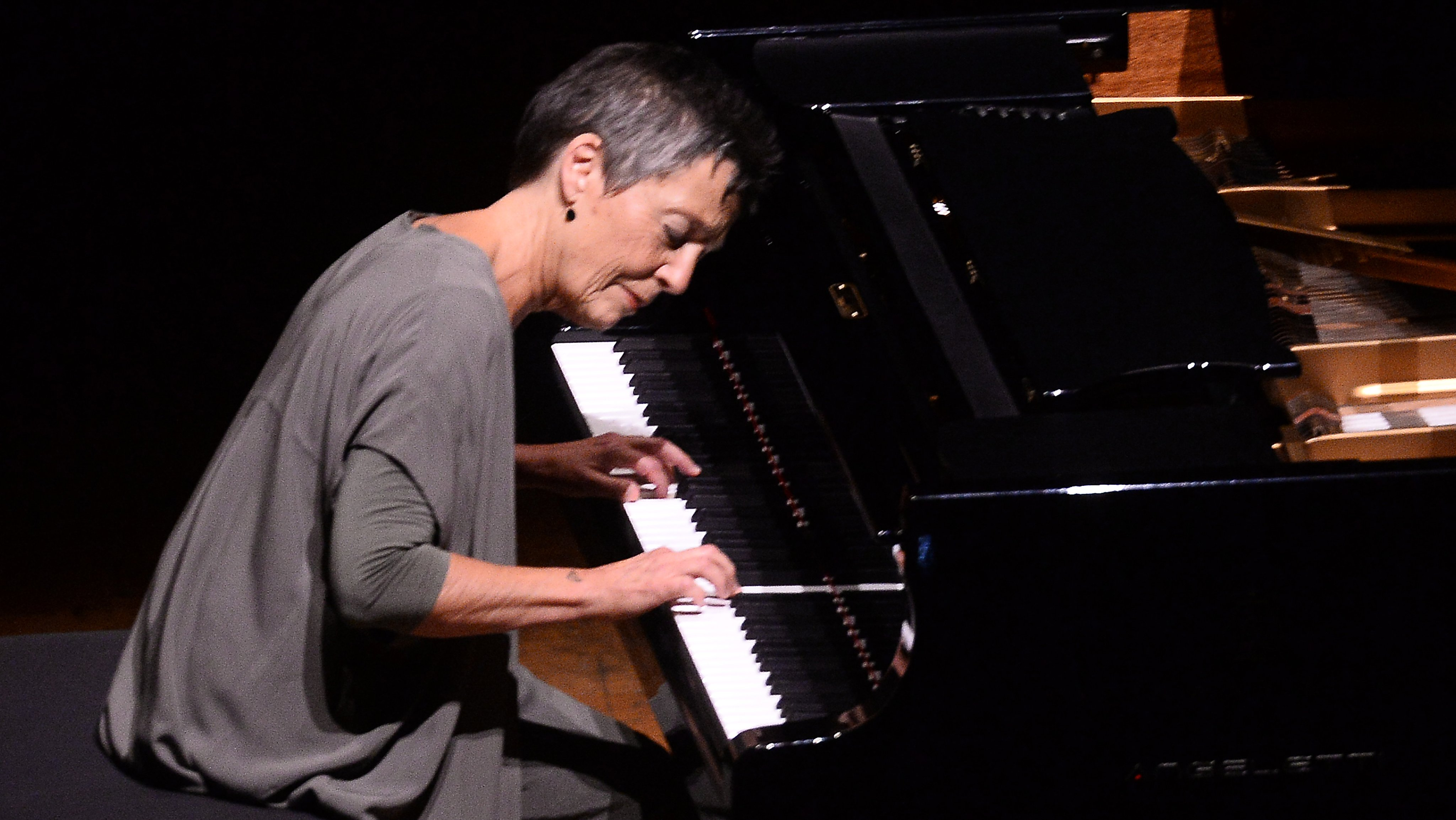 Maria Joao Pires Performs At The Bologna Festival