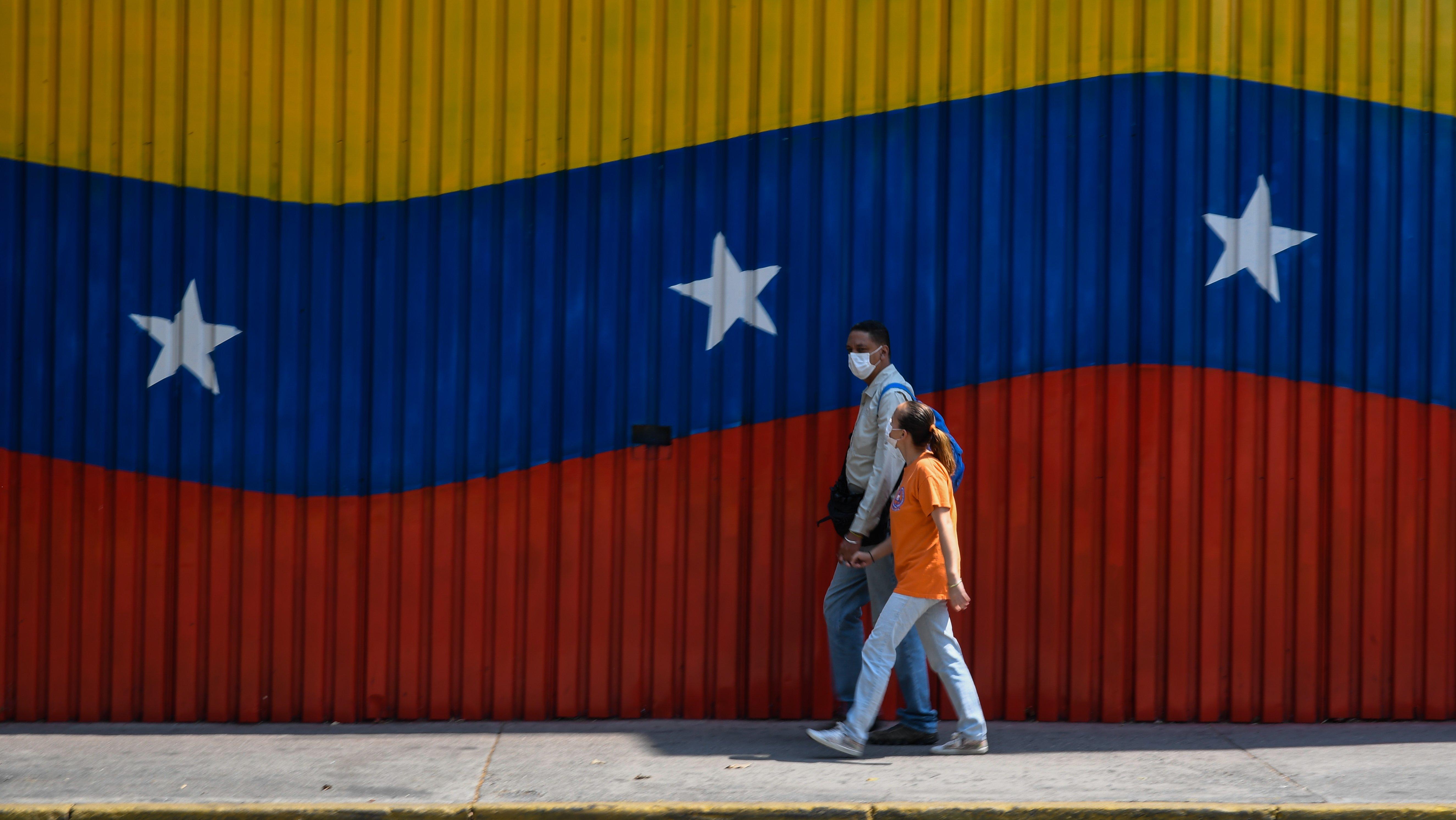 VENEZUELA-HEALTH-VIRUS-POLITICS