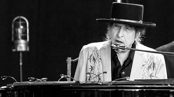 Bob Dylan venceu o prémio Nobel da Literatura em 2016