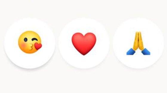 Estes são os três emojis mais utilizados em Portugal