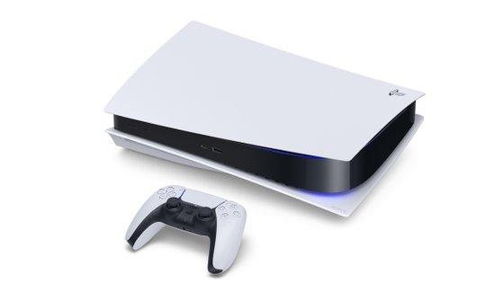A PlayStation 5 foi lançada em novembro de 2020