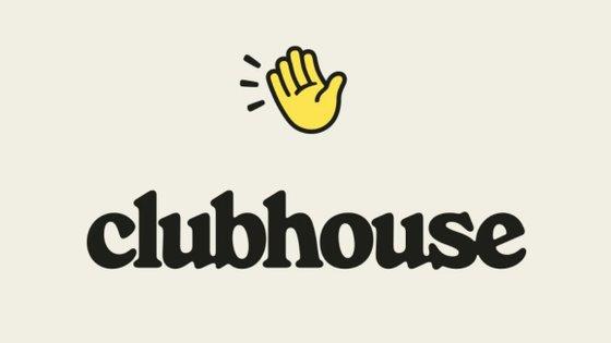 O novo logótipo do Clubhouse