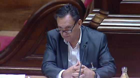 Nuno Fachada, diretor clínico que está demissionário.