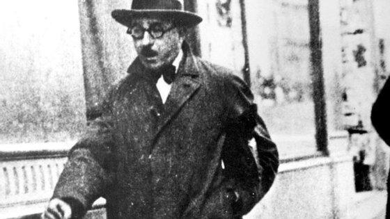 Após a morte de Fernando Pessoa, o seu espólio literário e documental ficou à guarda da irmã, Henriqueta Madalena Nogueira Dias
