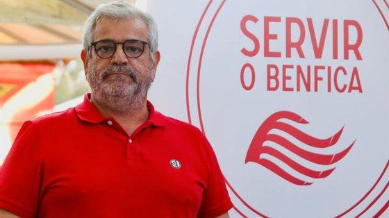 Francisco Benítez apresentou-se no último sufrágio como líder à Mesa da Assembleia Geral da lista de João Noronha Lopes
