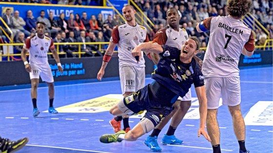 O jogador francês esteve dois anos no Felix Toulouse