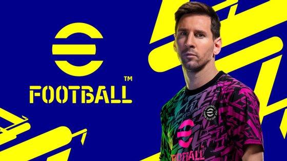 Lionel Messi é um dos embaixadores do eFootball