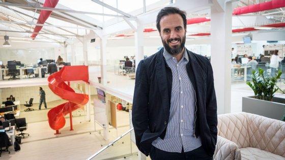José Neves fundou a Farfetch em 2008 e 10 anos depois foi admitida na bolsa de Nova-Iorque