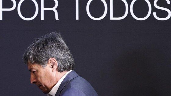 Vítor Pereira foi árbitro internacional ao longo de uma década, tendo entrado depois no Comité de Arbitragem da UEFA