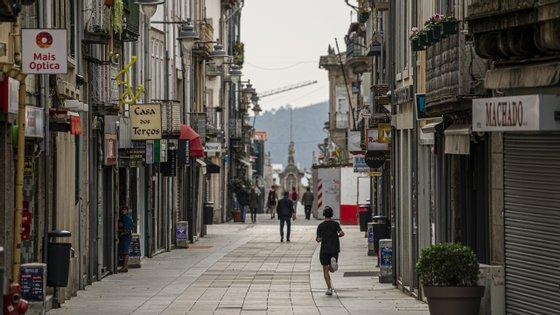 """""""Braga precisava de uma nova visão, de outra centralidade"""", refere BE"""