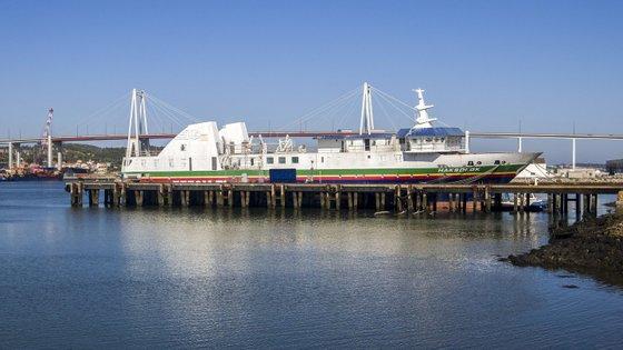 Após um pedido de insolvência, a AtlanticEagle Shipbuilding viu aprovado em 96% um Plano Especial de Recuperação