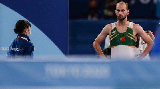 Diogo Abreu ficou em 16.º no Rio de Janeiro, em 11.º em Tóquio e já aponta aos Jogos de Paris-2024