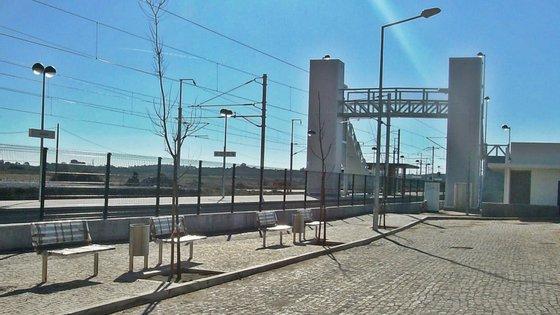 O candidato explicou ainda que esteve na fábrica Lusitânia, onde falou com o administrador, António Trigueiros de Aragão