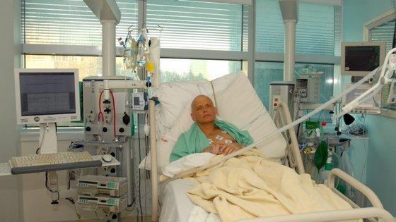 Alexander Litvinenko foi envenenado com polónio-210, um isótopo radioativo raro
