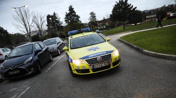 O médico da Viatura Médica de Emergência e Reanimação de Vila Real confirmou o óbito no local