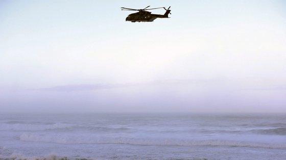 A operação foi monitorizada pela Estação Salva-vidas de Cascais