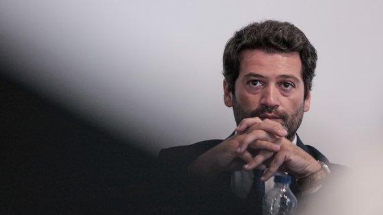 André Ventura apelou a outros partidos que tenham a mesma visão que se juntem à ação