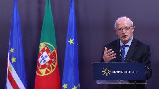 """Para o ministro dos Negócios Estrangeiros,o caminho tem de ser """"uma cooperação recíproca na base da igualdade"""""""