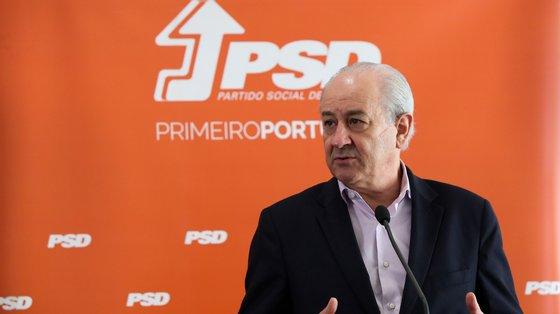 O documento com as linhas gerais da reforma do sistema eleitoral do PSD foi esta sexta-feira apresentadas pelo presidente, Rui Rio, e pelo vice-presidente David Justino