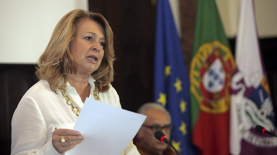 Maria das Dores Meira é Presidente da Câmara de Setúbal desde 2009