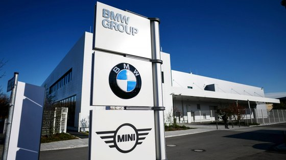 Atualmente, 30% dos veículos da BMW são produzidos com materiais reciclados, mas o novo objetivo é aumentar esta percentagem para 50%