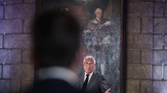 """Para António Costa, o acordo agora alcançado em sede de concertação social """"é da maior importância para o futuro do país"""""""