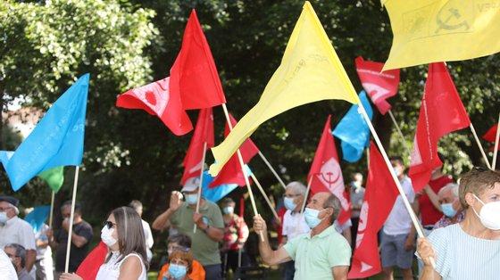 CDU concorre também a todos os concelhos da Região Autónoma da Madeira e a 16 dos 19 concelhos da Região Autónoma dos Açores
