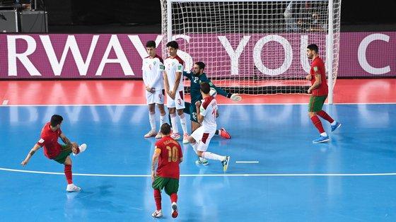 Bruno Coelho voltou a marcar na sequência de uma bola parada mas Marrocos conseguiu ainda chegar ao empate a quatro minutos do final