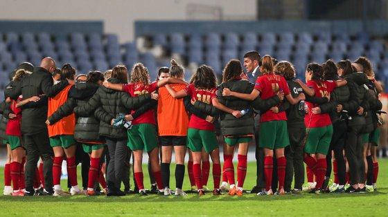 Portugal conseguiu a primeira vitória depois do empate a abrir com a Turquia