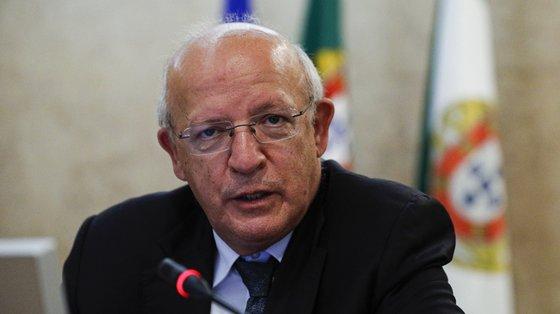 """Ministro dos Negócios Estrangeiros acusou PSD de utilizar o Parlamento Europeu e outras instituições europeias como """"palco da política interna"""""""