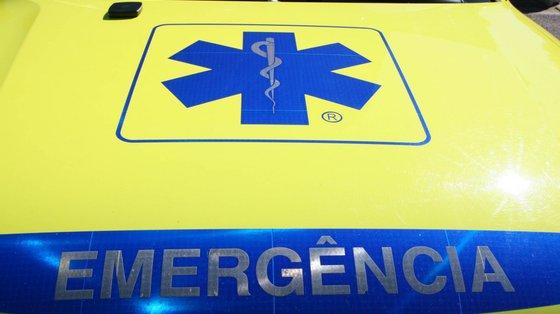 Dos quatro jovens feridos, todos de 14 anos, dois continuam internados no Hospital Pediátrico do Centro Hospitalar Universitário de Coimbra