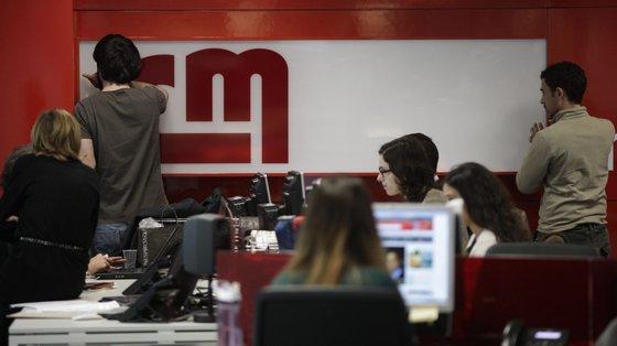 As receitas totais da CMTV somaram 8,1 milhões de euros, um aumento homólogo de 16,1%