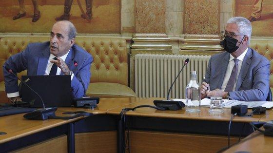 Fernando Anastácio demitiu-se do cargo de relator. A situação é inédita em comissões de inquérito, disse Fernando Negrão, mas não vai impedir votação do relatório no plenário