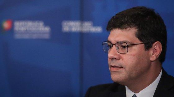 """""""Portugal mostrou ser um país muito organizado, que enfrentou uma realidade muito disruptiva com sucesso"""", disse Eurico Brilhante Dias"""