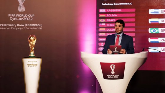 """O futebol português """"reprova"""" a intenção de """"aumentar a periodicidade da maior prova do mundo de seleções"""""""