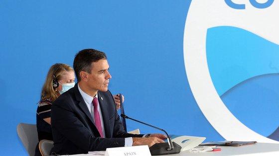 """""""Temos de encontrar soluções a nível europeu"""", disse o primeiro-ministro espanhol"""