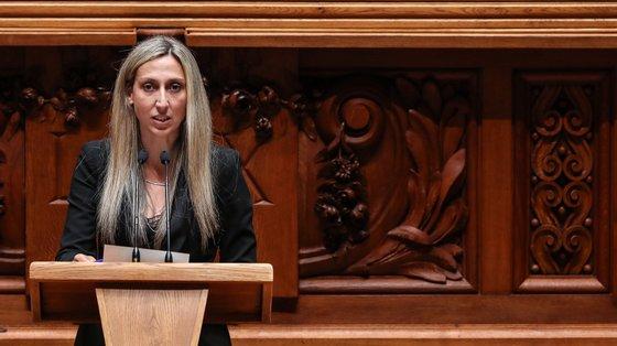 Cristina Rodrigues propõe também que a pena seja agravada se o crime for cometido em ambiente laboral