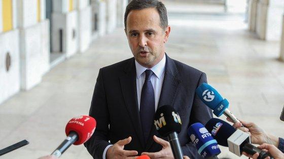 Fernando Medina disse que estará concluída nos próximos dias a auditoria urgente sobre o caso